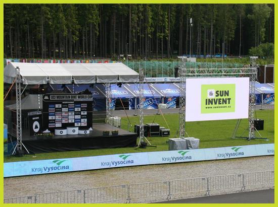 Stage 10x8m